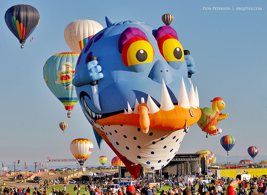 2015 Albuquerque Balloon Fiesta Photos - #9
