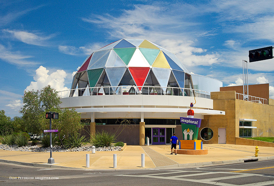 Explora Museum, Albuquerque, New Mexico