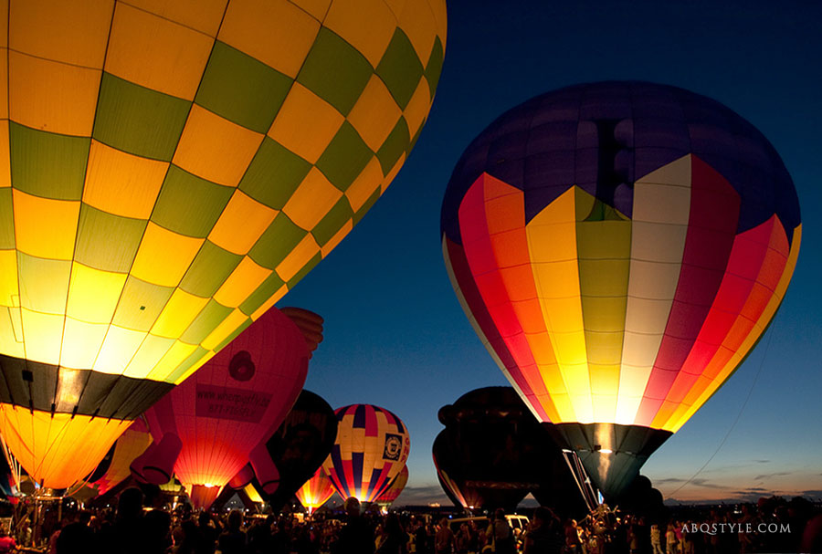 Albuquerque Balloon Fiesta Photo Tips 3