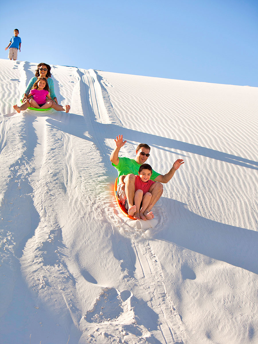 White Sands, New Mexico - Albuquerque Day Trip