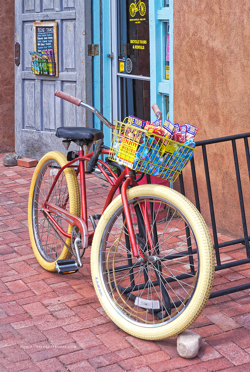 Tour Albuquerque by Bicycle!