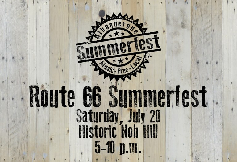Route 66 Summerfest