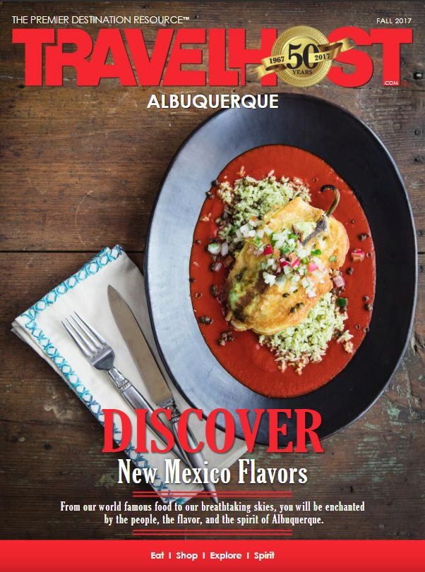 TravelHost Albuquerque Magazine