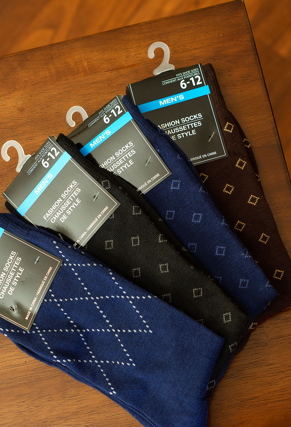 Dollar Tree Socks Review (For Men)!