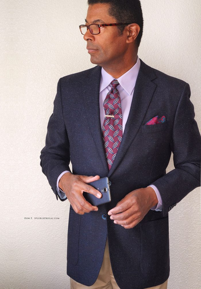 How to Care for Goodwill Thrifted Suits & Menswear