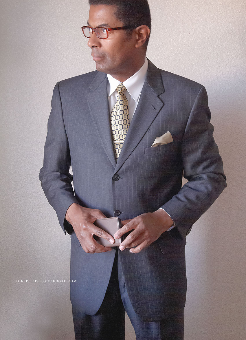 Joseph Abboud Suit Review (Thrifted)