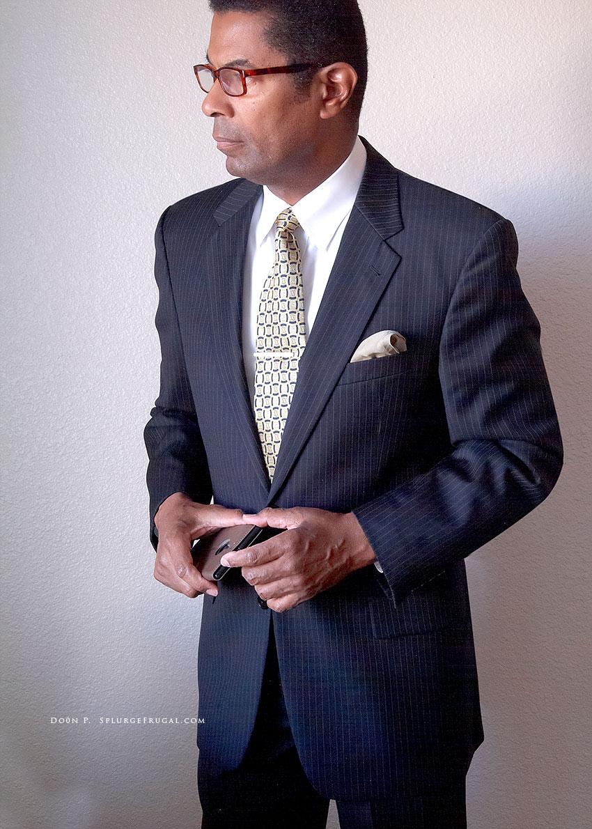 Joseph Abboud Suit Review - Suit #2