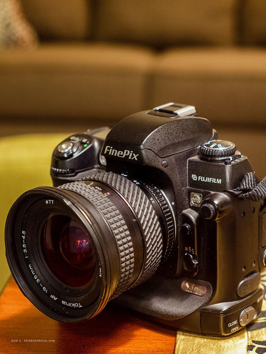 Fujifilm FinePix S3 Pro Review