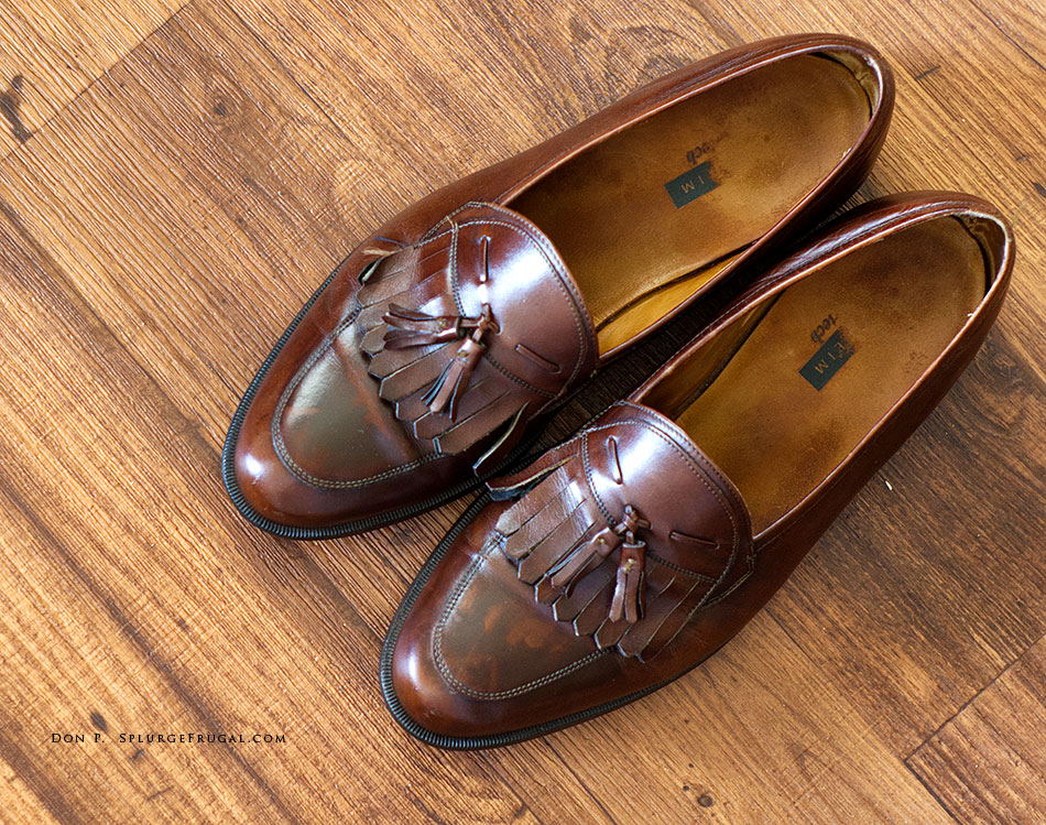tassel loafers - eBay used shoes