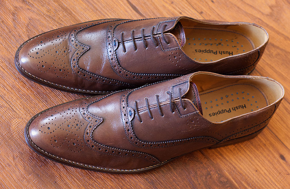 Thrift Shop Shoes - Men - Wing Tip Oxfords