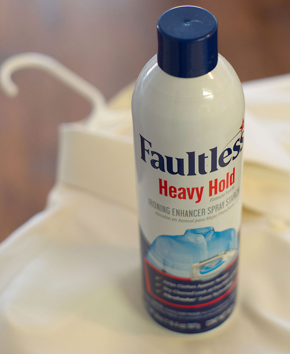 Faultless Heavy Hold Spray Starch