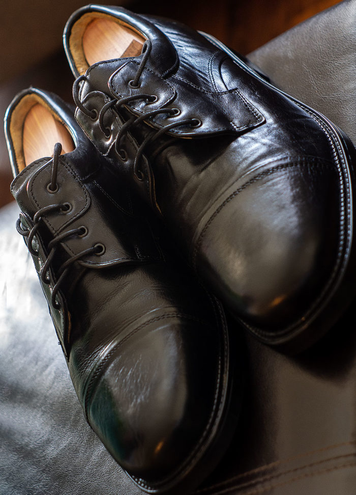 Rubber Soled Shoes Maintenance