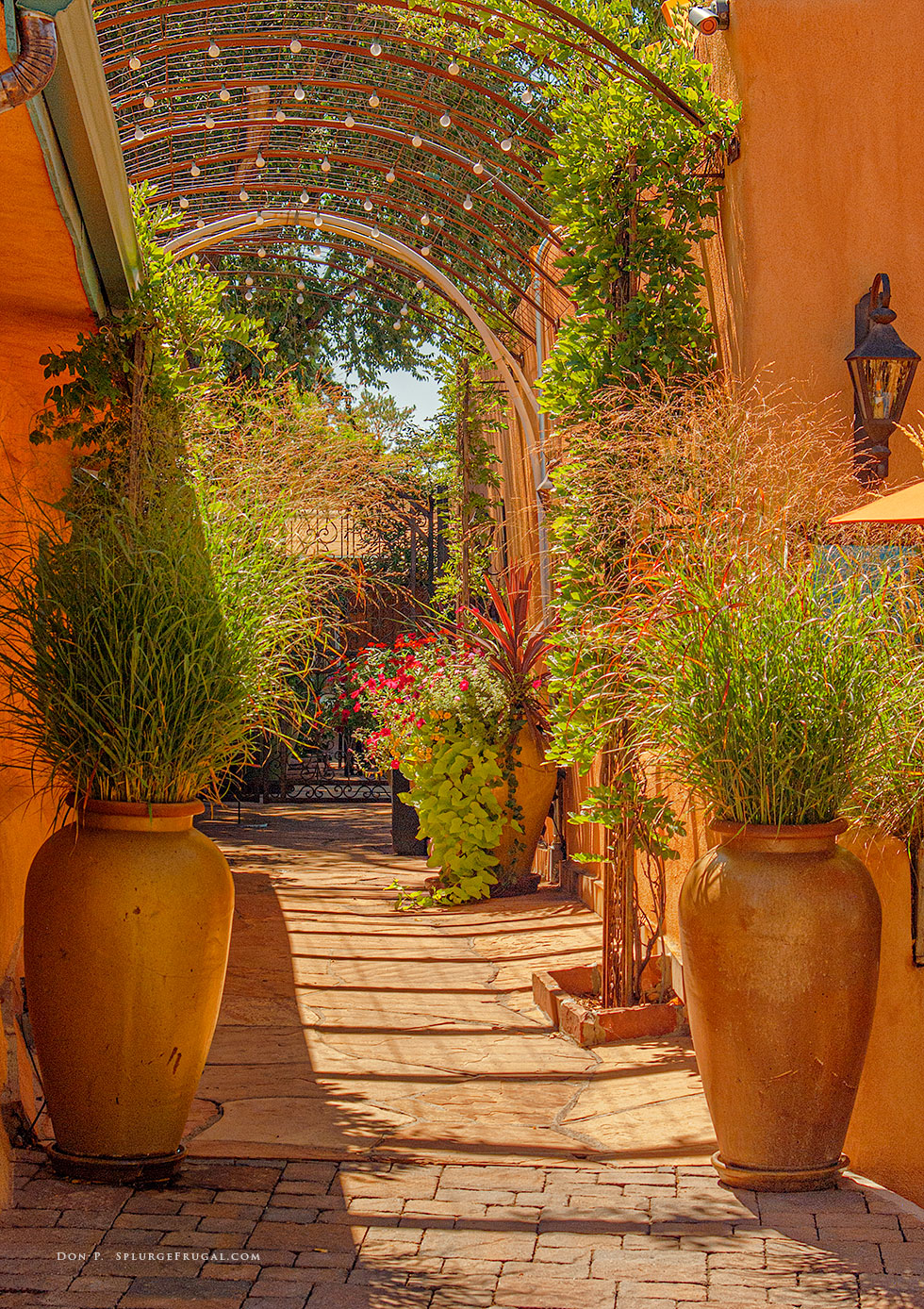 Santa Fe, New Mexico is America's Paris - Inn of the Five Graces