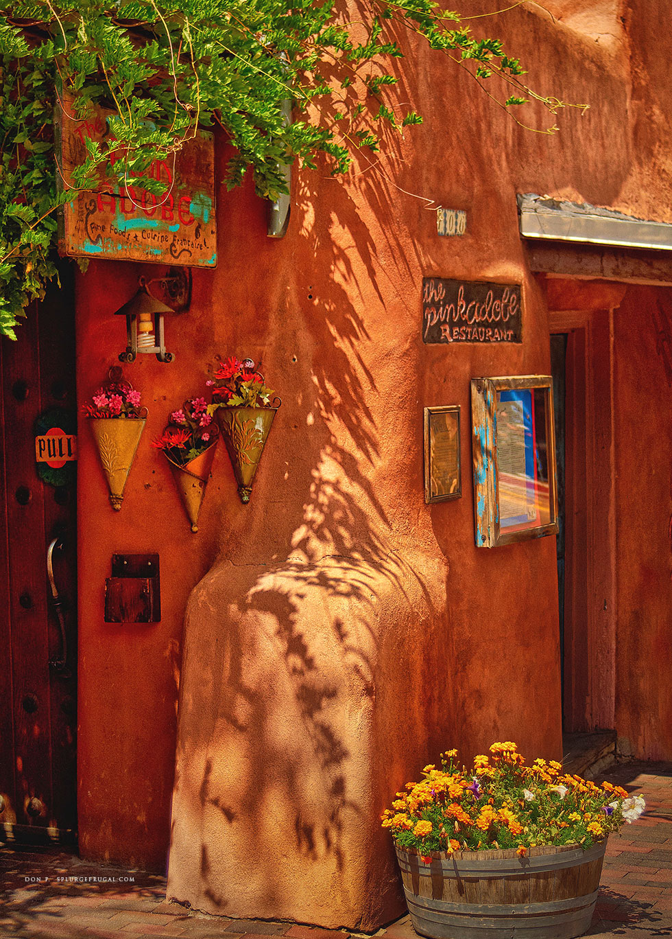 Santa Fe, New Mexico restaurants