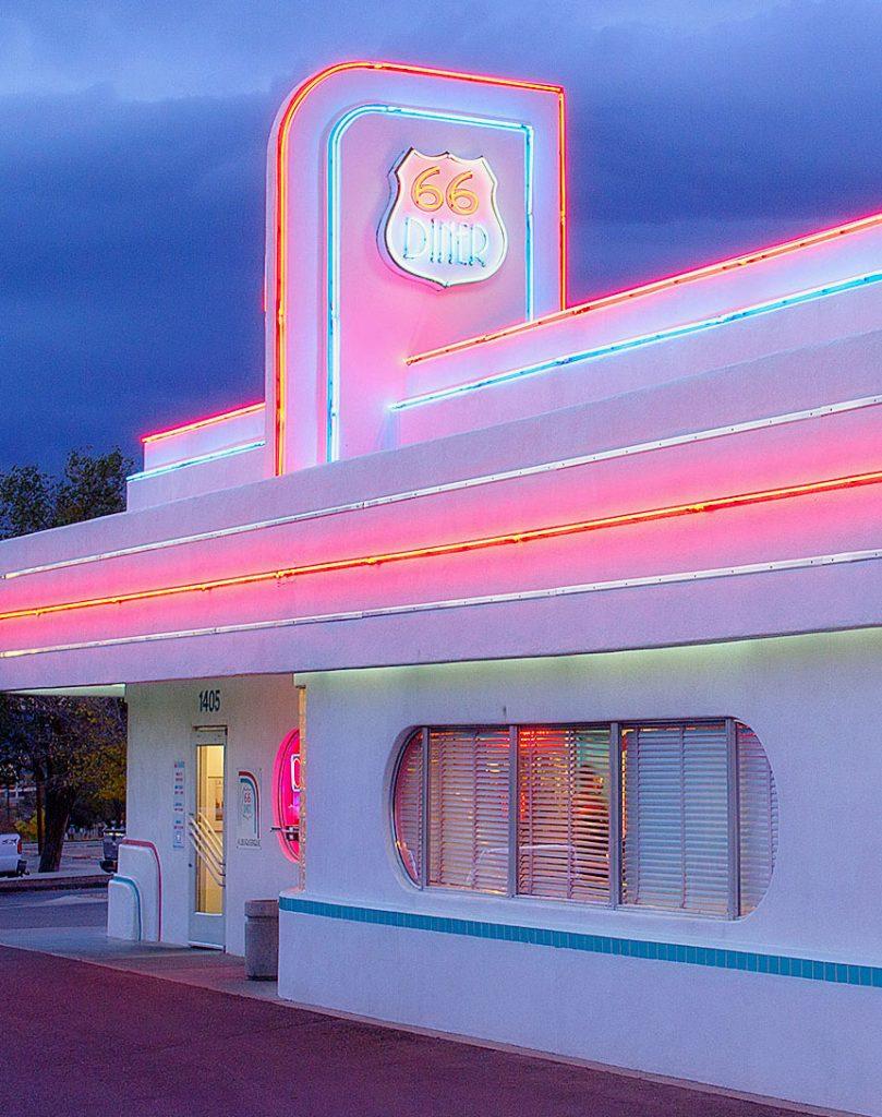 66 Diner, Albuquerque