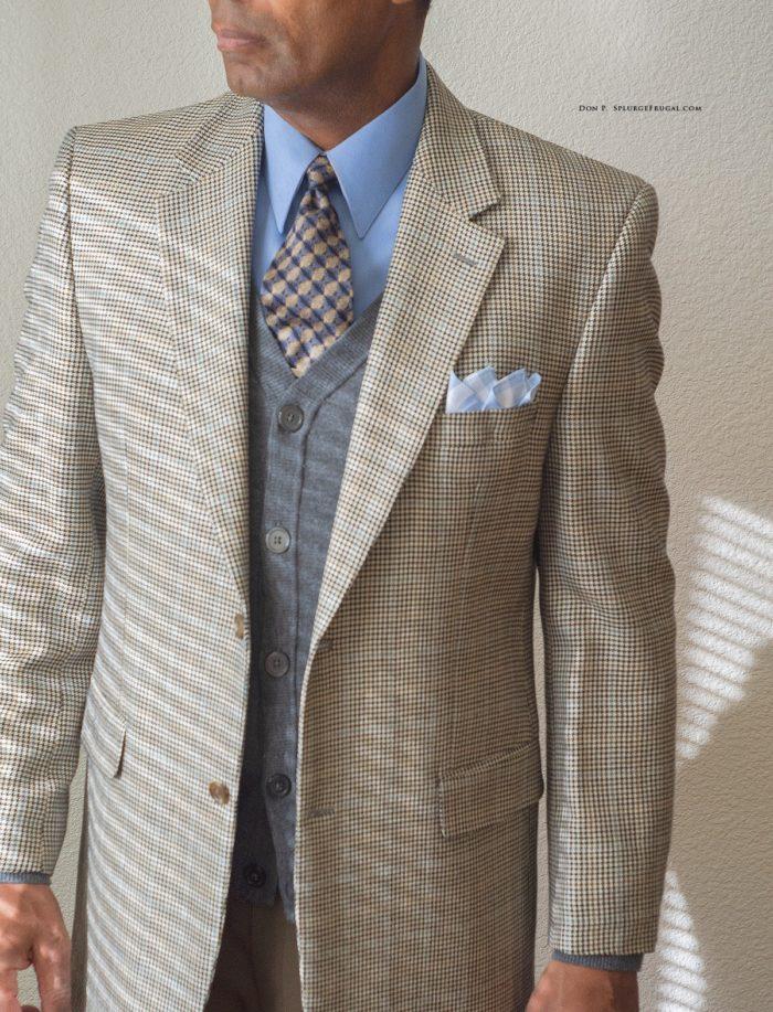 Gray Cardigan - Style