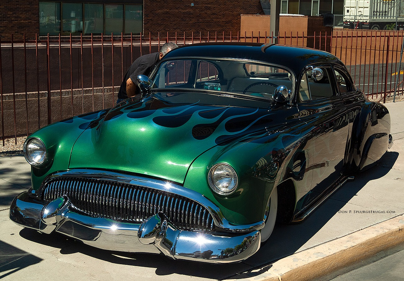 car shows, Albuquerque, Route 66