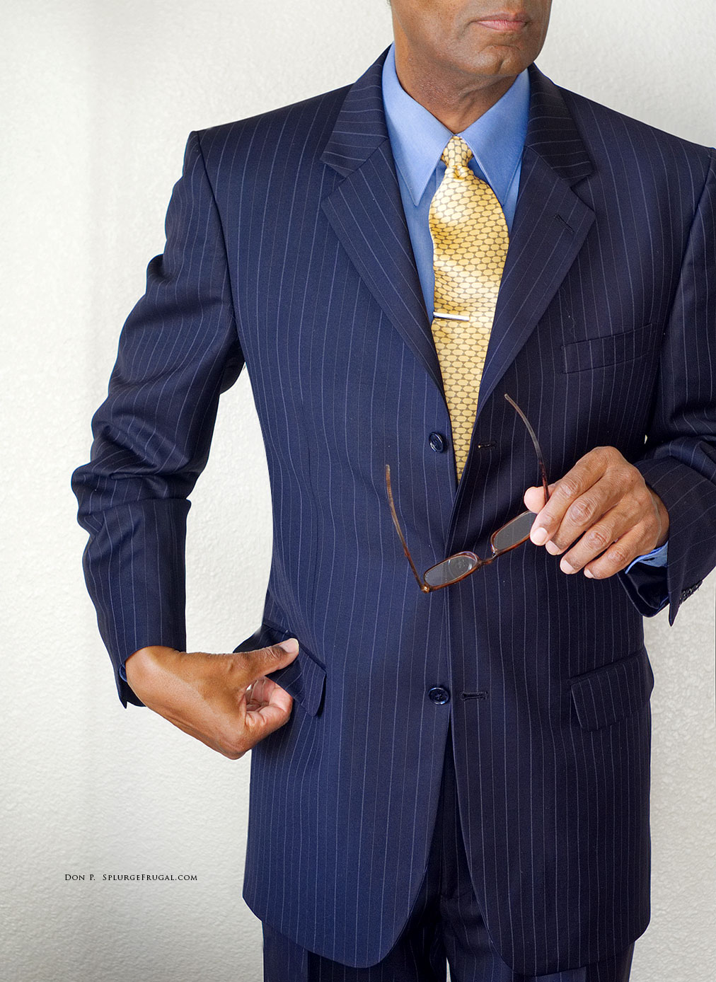 Why You Never Buy Cheap When Thrift Shopping Men's Suits