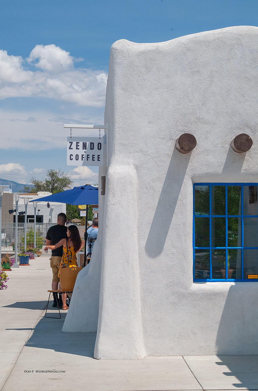 El Vado, Albuquerque