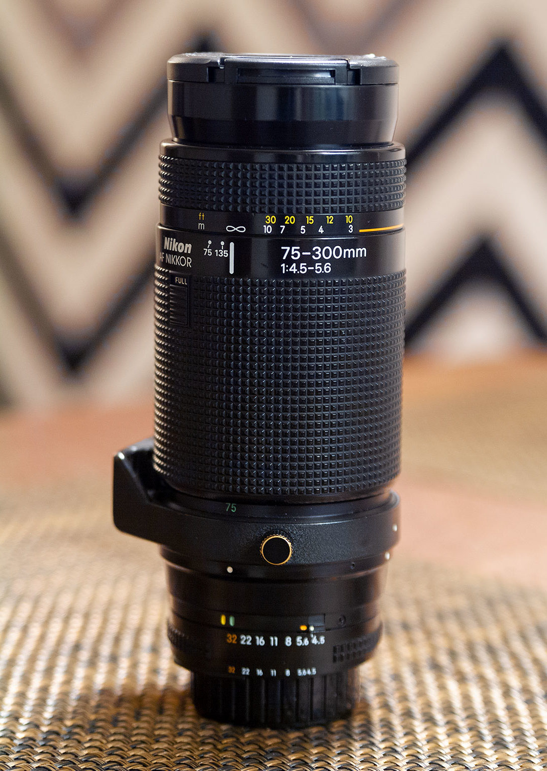 Nikon AF 75-300mm F:4.5-5.6 Vintage Lens Review