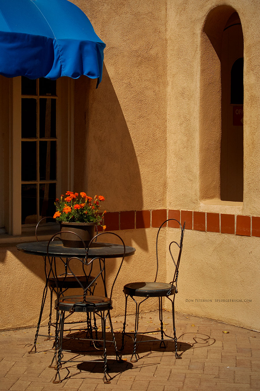 Welcome to Santa Fe! Your Table Is Waiting!