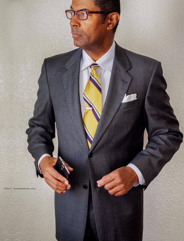 Daniel Cremieux Suit