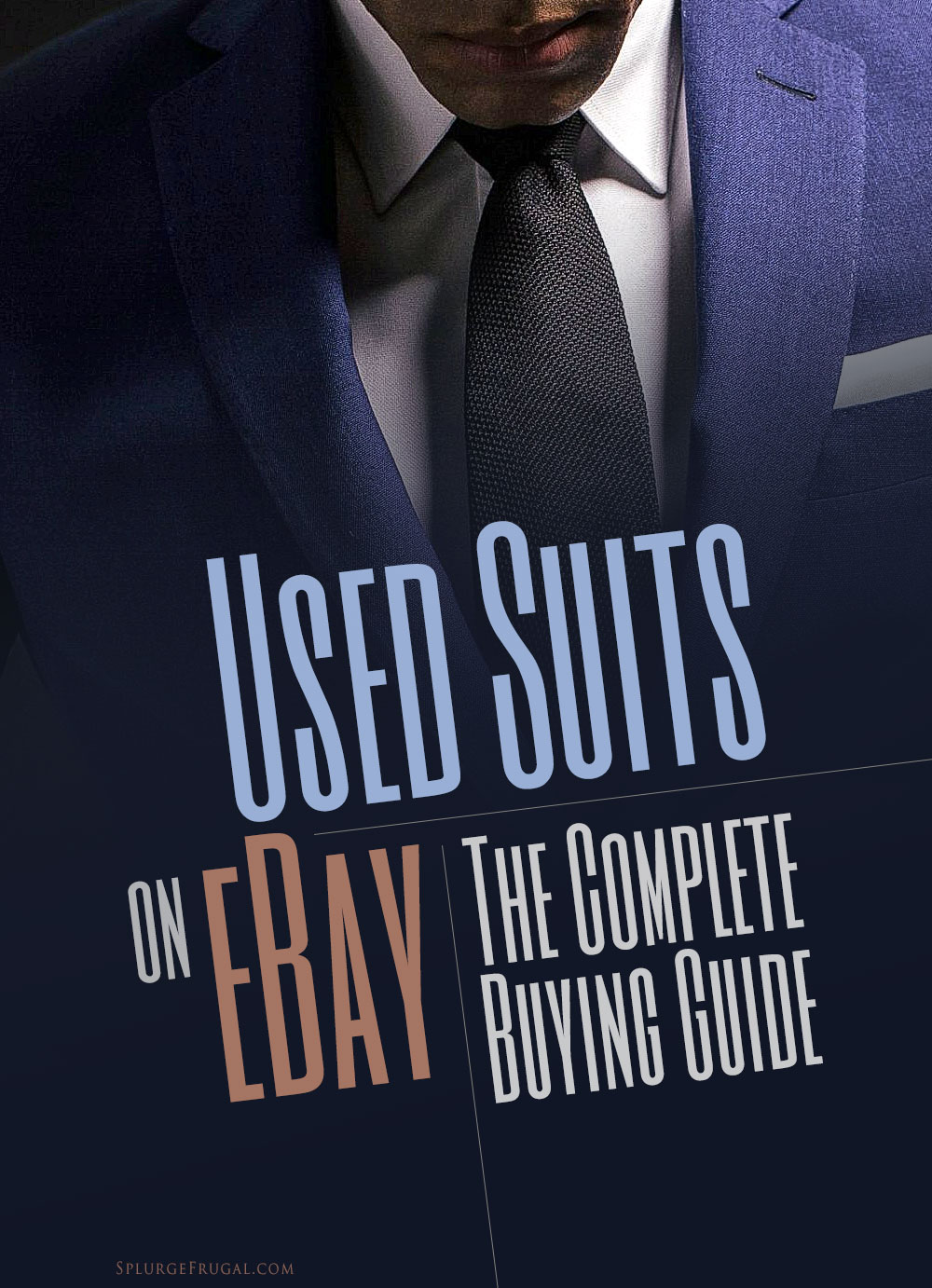 How To Buy Used Suits on eBay